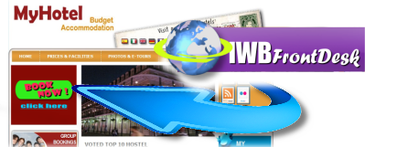 Booking Engines mit IWBFrontDesk integrieren